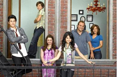 Wizards Of Waverly Place Coloring Pages