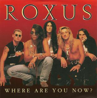 Where Are You Now? (Roxus song) - Wikipedia