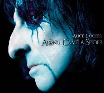 alice cooper along came a spider album cover photo