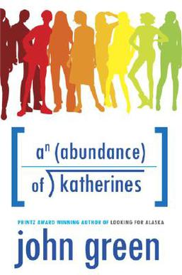 Image result for an abundance of katherines book cover