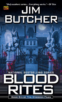 Blood Rites (novel) - Wikipedia, the free encyclopedia