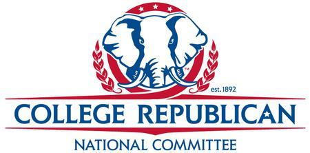 Official 'CR' logo - College Republican National Committee