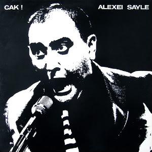 <i>Cak!</i> 1982 live album by Alexei Sayle