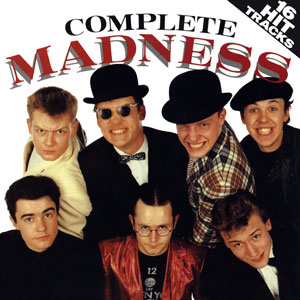<i>Complete Madness</i> 1982 greatest hits album by Madness