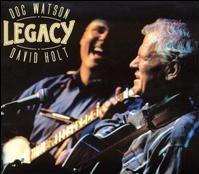 <i>Legacy</i> (Doc Watson album) 2002 compilation album by Doc Watson