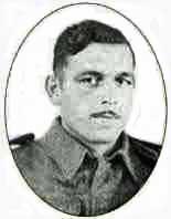 Thomas Frank Durrant Recipient of the Victoria Cross