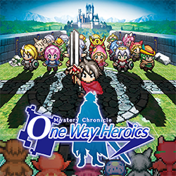 <i>Mystery Chronicle: One Way Heroics</i> 2015 role-playing video game