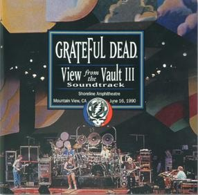<i>View from the Vault, Volume Three</i> 2002 live album by Grateful Dead