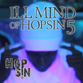 Hopsin - Ill Mind of Hopsin 5 (studio acapella)