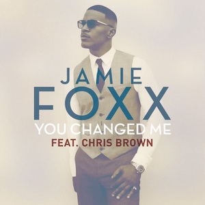 Jamie Foxx featuring Chris Brown — You Changed Me (studio acapella)