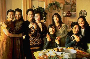 the joy luck club film cast edit