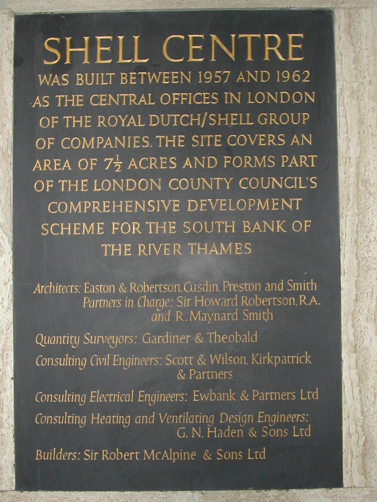 File:London-shell-centre-plaque JPG - Wikipedia