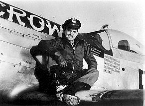 Bud Anderson American World War II flying ace