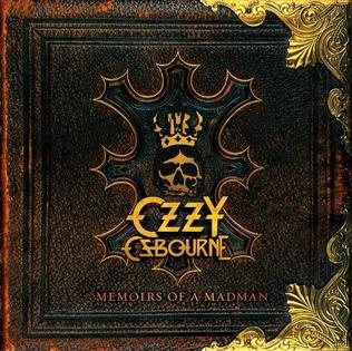 <i>Memoirs of a Madman</i> (album) 2014 compilation album by Ozzy Osbourne