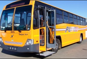 PUTCO Provider of commuter bus services in some provinces in South Africa