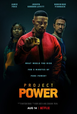 Picture of a movie: Project Power