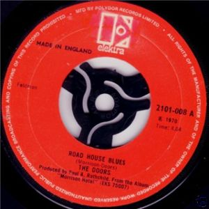 Roadhouse Blues 1970 single by The Doors