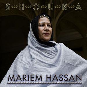 <i>Shouka</i> 2010 studio album by Mariem Hassan