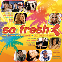 so fresh the hits of summer 2010