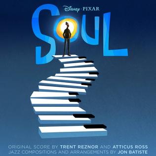 <i>Soul</i> (soundtrack) 2020 soundtrack album by various artists