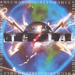 <i>Mechanical Resonance</i> (album) 1986 studio album by Tesla