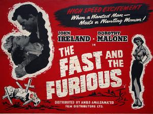 <i>The Fast and the Furious</i> (1954 film) 1955 film by John Ireland
