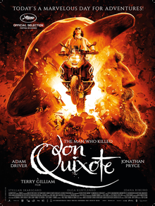The Man Who Killed Don Quixote (2018) | DVDRip Latino HD GoogleDrive 1 Link