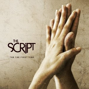 The Script — For the First Time (studio acapella)