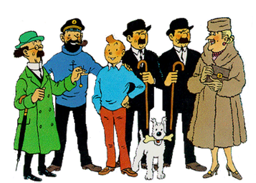 Tin Tin main cast