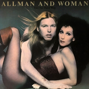 <i>Two the Hard Way</i> 1977 studio album by Allman and Woman