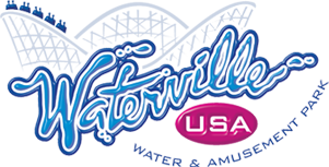 Waterville USA water and amusement park in Gulf Shores, Alabama, United States