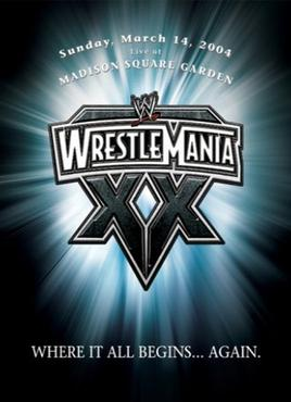 Image result for WWE Wrestlemania XX