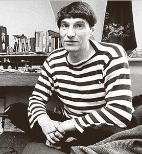 Alexander Trocchi Scottish writer