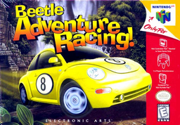 <i>Beetle Adventure Racing</i> video game