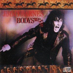 <i>Bodyswerve</i> 1984 studio album by Jimmy Barnes