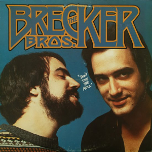 <i>Dont Stop the Music</i> (Brecker Brothers album) 1977 studio album by Brecker Brothers