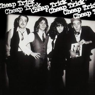 <i>Cheap Trick</i> (1977 album) 1977 studio album by Cheap Trick