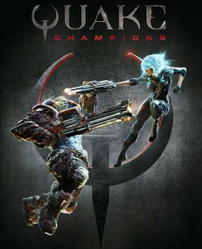 Picture of a game: Quake Champions