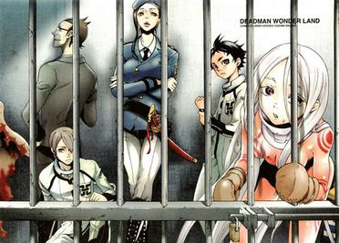List of Deadman Wonderland characters - Wikipedia