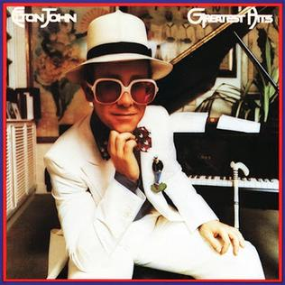 Image result for ELTON JOHN GREATEST HITS