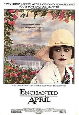 Picture of a movie: Enchanted April