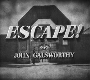 <i>Escape</i> (1930 film) 1930 film
