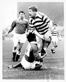Frank Collier GB international rugby league footballer