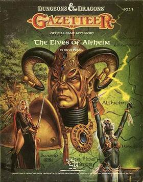 The Elves of Alfheim - Wikipedia