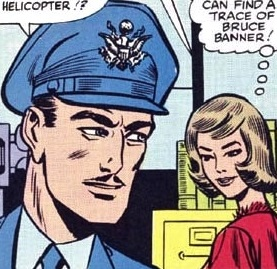 Glenn Talbot Fictional character appearing in Marvel Comics