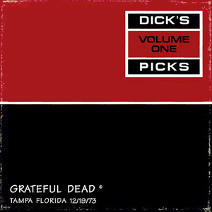 <i>Dicks Picks Volume 1</i> 1993 live album by Grateful Dead
