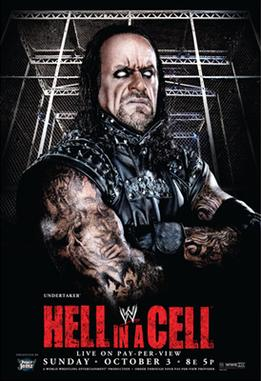 Post image of WWE Hell in a Cell 2010