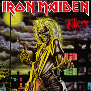 Iron Maiden -  Killers,
