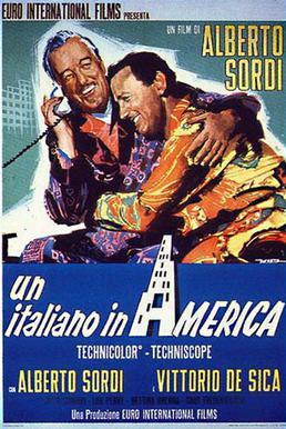 an italian in america wikipedia
