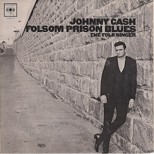 Johnny Cash Folsom Prison Blues single sleeve.png